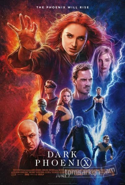 Люди Икс: Тёмный Феникс - 2019 | TS 720p