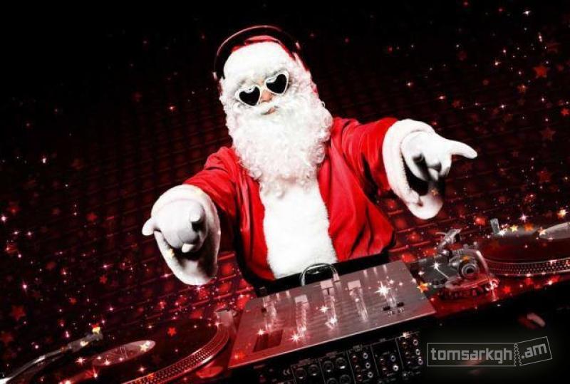 современная иномтранная музыка на новый год