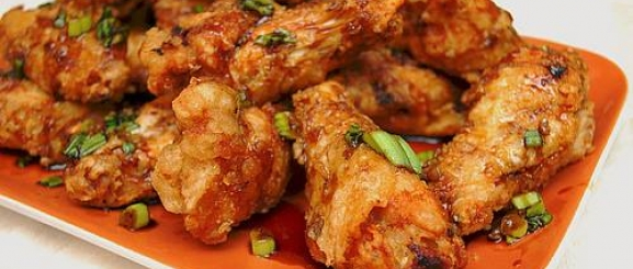 Unlimited chicken wings, nuggets and necks - Tomsarkgh am